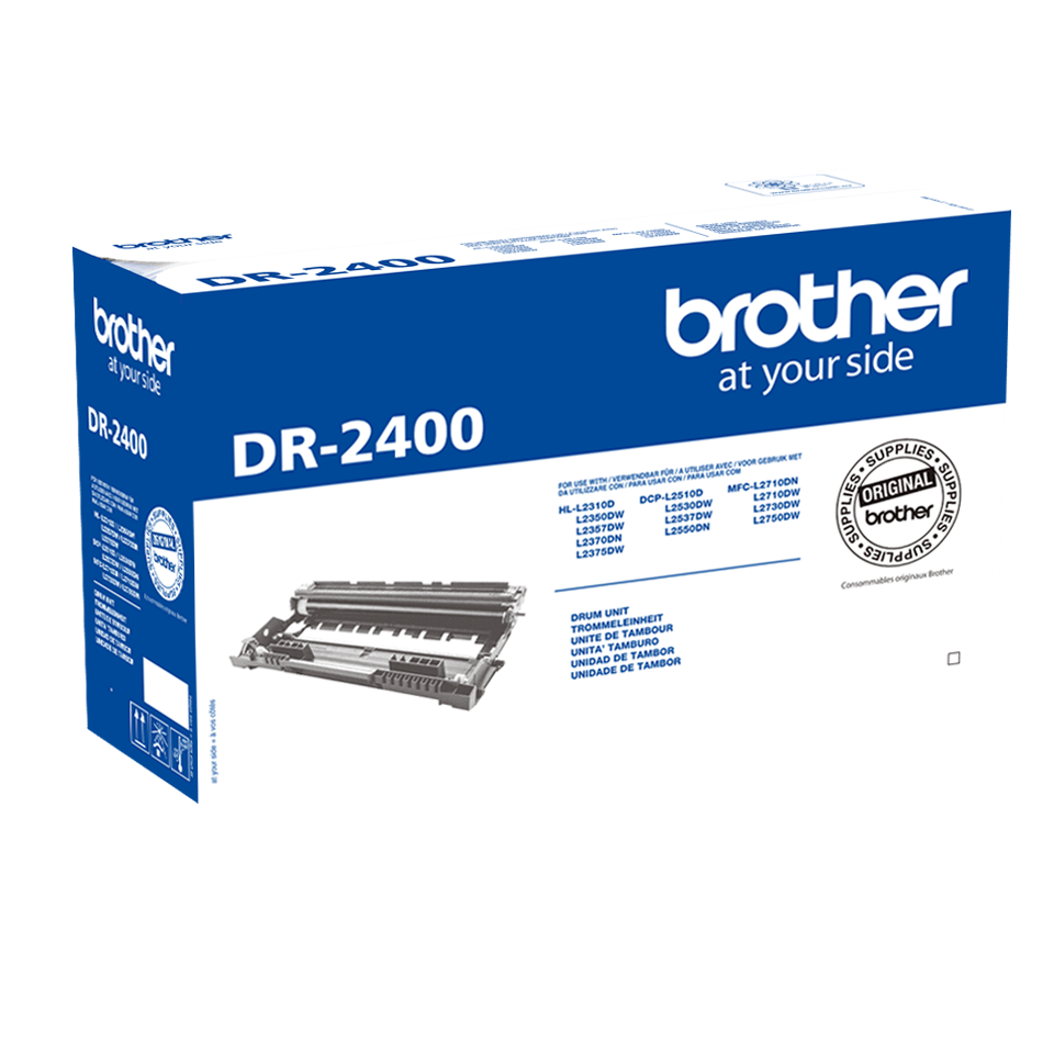 Genuine Brother DR-2400 Replacement Drum Unit 2