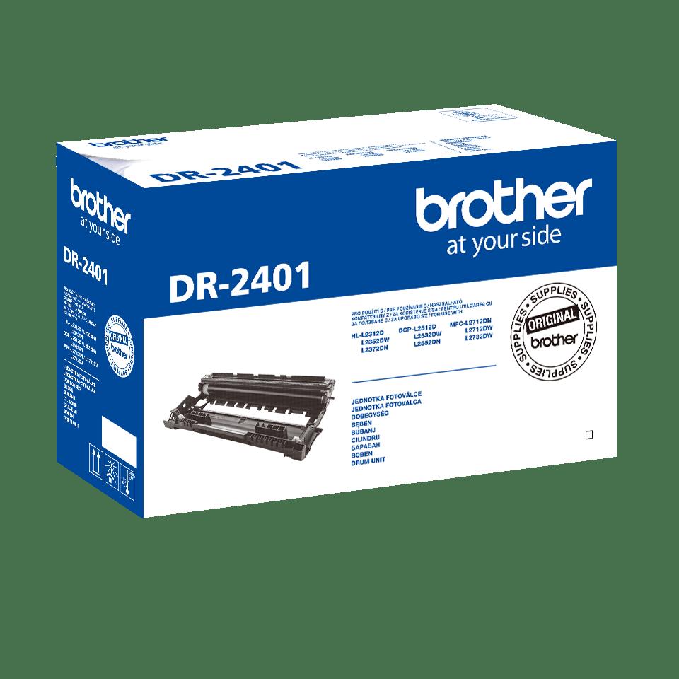 Оригинален Барабан Brother DR-2401 2