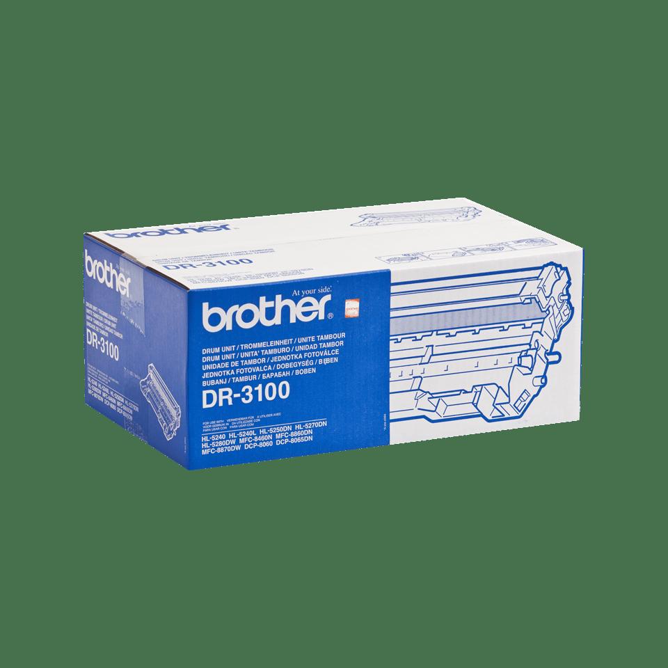 Original Brother-tromle - DR3100 2