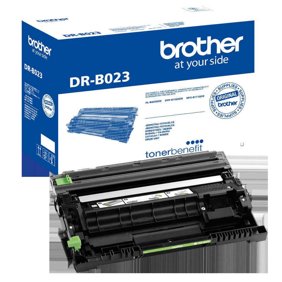 Brother tonerbenefit DRB023 enota bobna-glavna slika