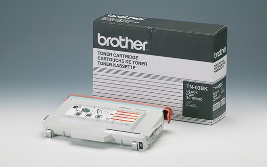Brother TN03BK toner noir - rendement standard