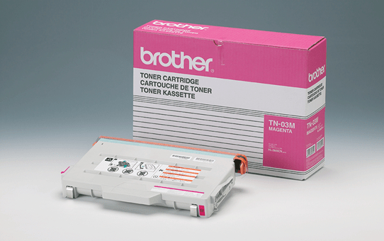 Brother TN03M toner magenta - standaard rendement