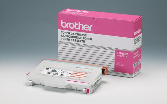 Brother TN03M toner magenta - rendement standard