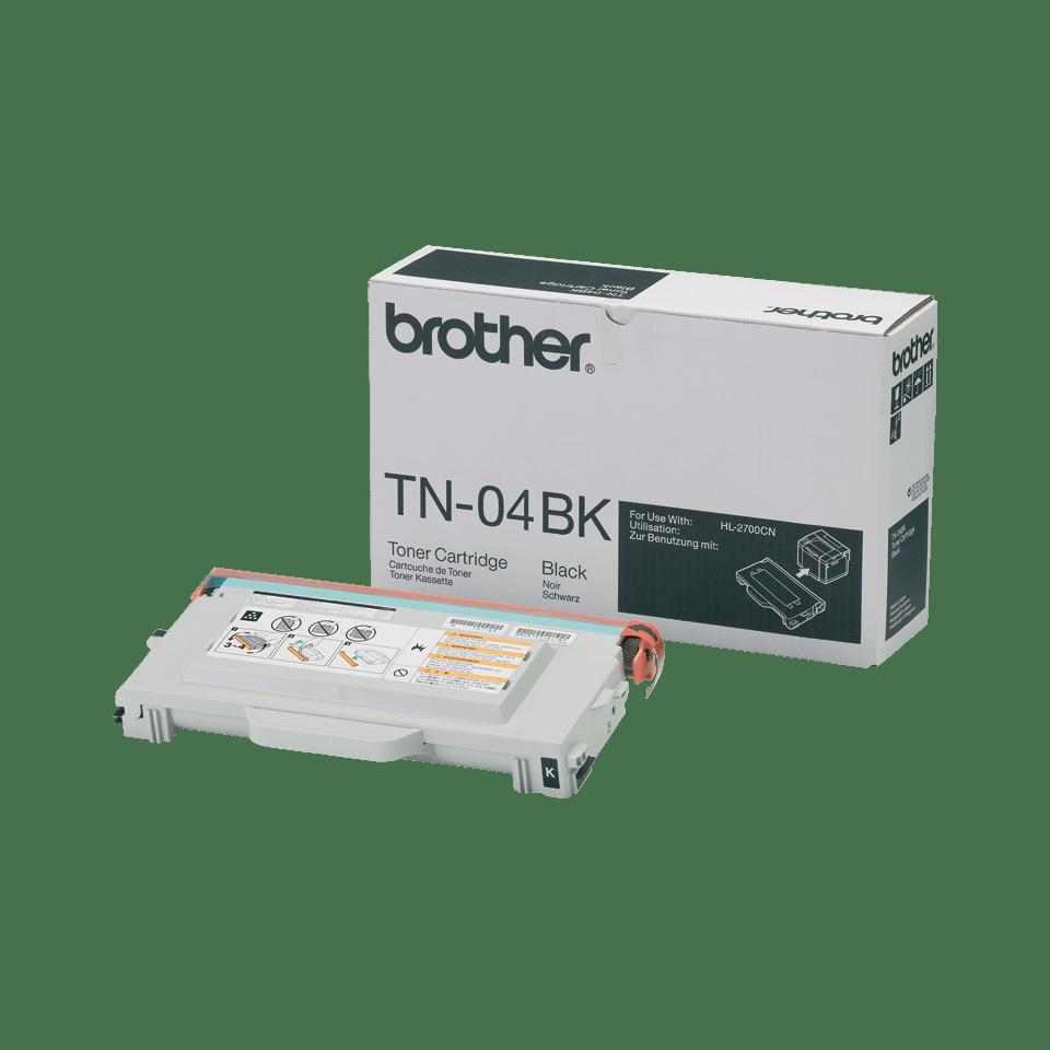 Brother TN04BK toner noir - rendement standard