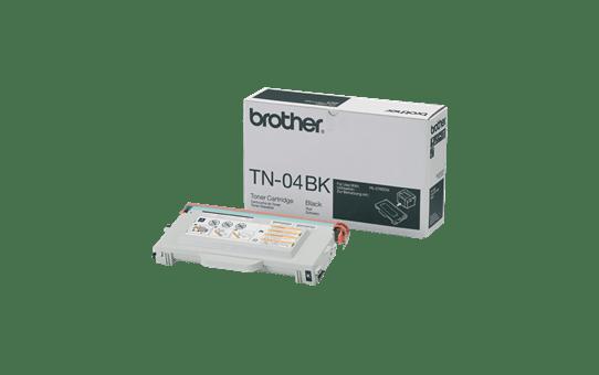 Brother TN-04BK Toner originale - nero