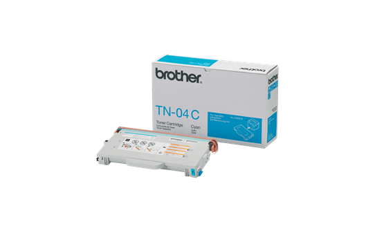 Brother TN04C toner cyan - rendement standard