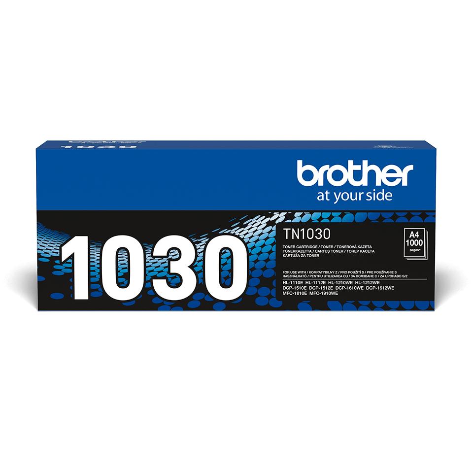 Originální tonerová kazeta Brother TN-1030 - černá 2