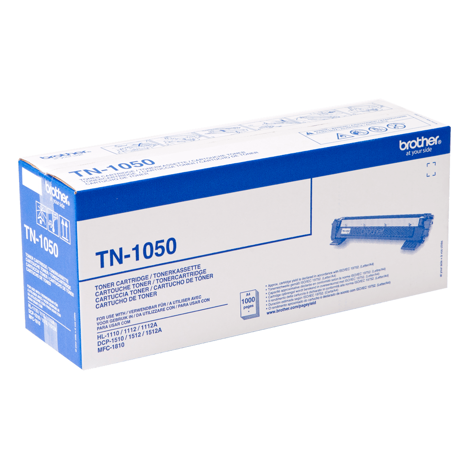 Toner originale Brother TN1050