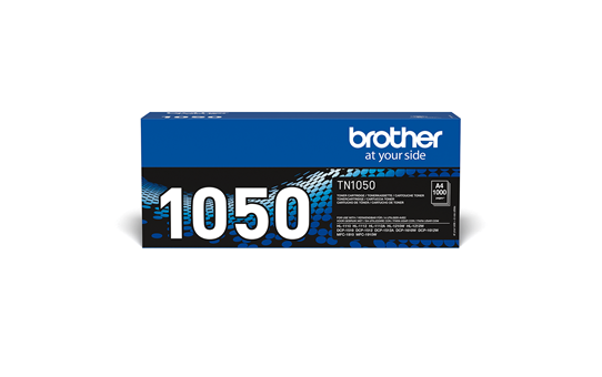 Originele Brother TN-1050 tonercartridge