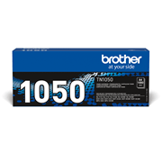 TN1050 Brother genuine toner cartridge pack front image