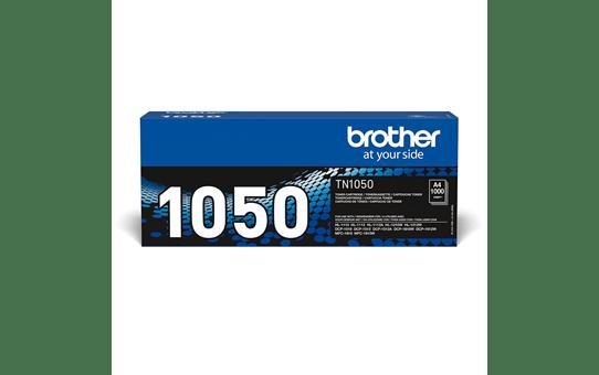 Genuine Brother TN1050 Toner Cartridge – Black