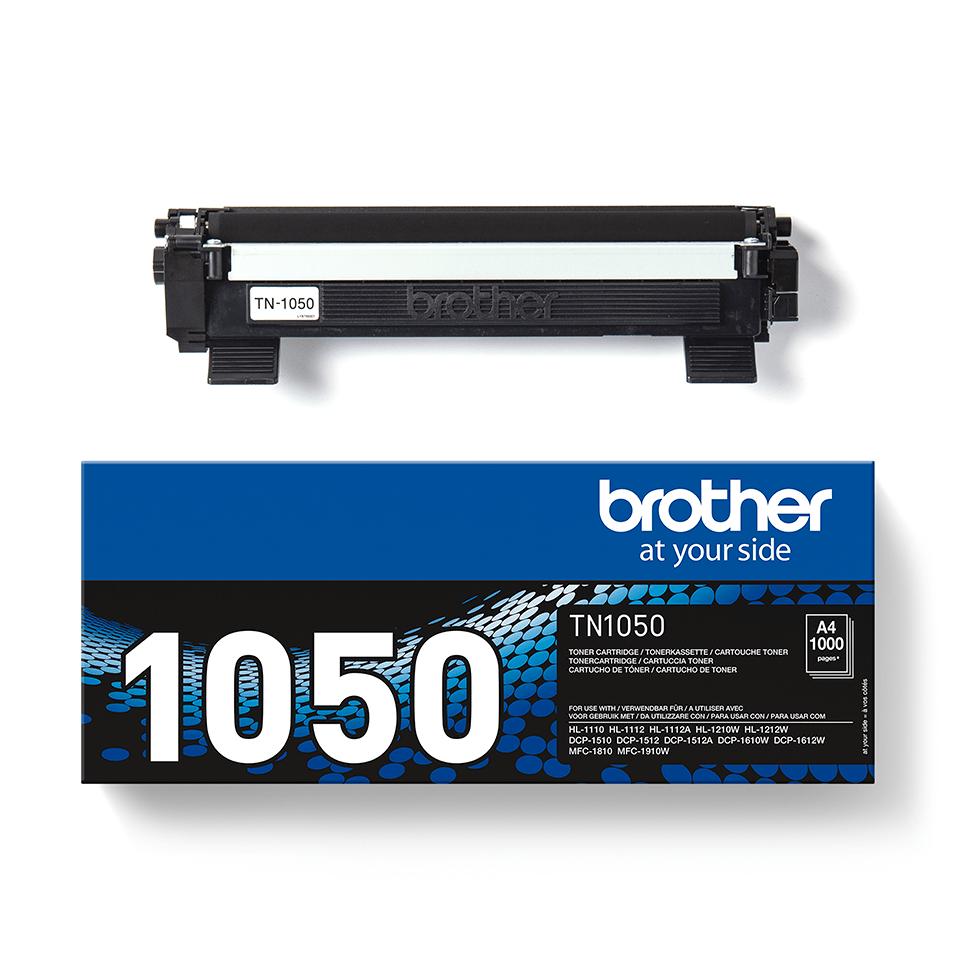 Original Brother TN1050 sort toner 3