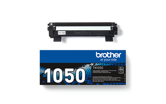Original Brother TN1050 sort toner 3