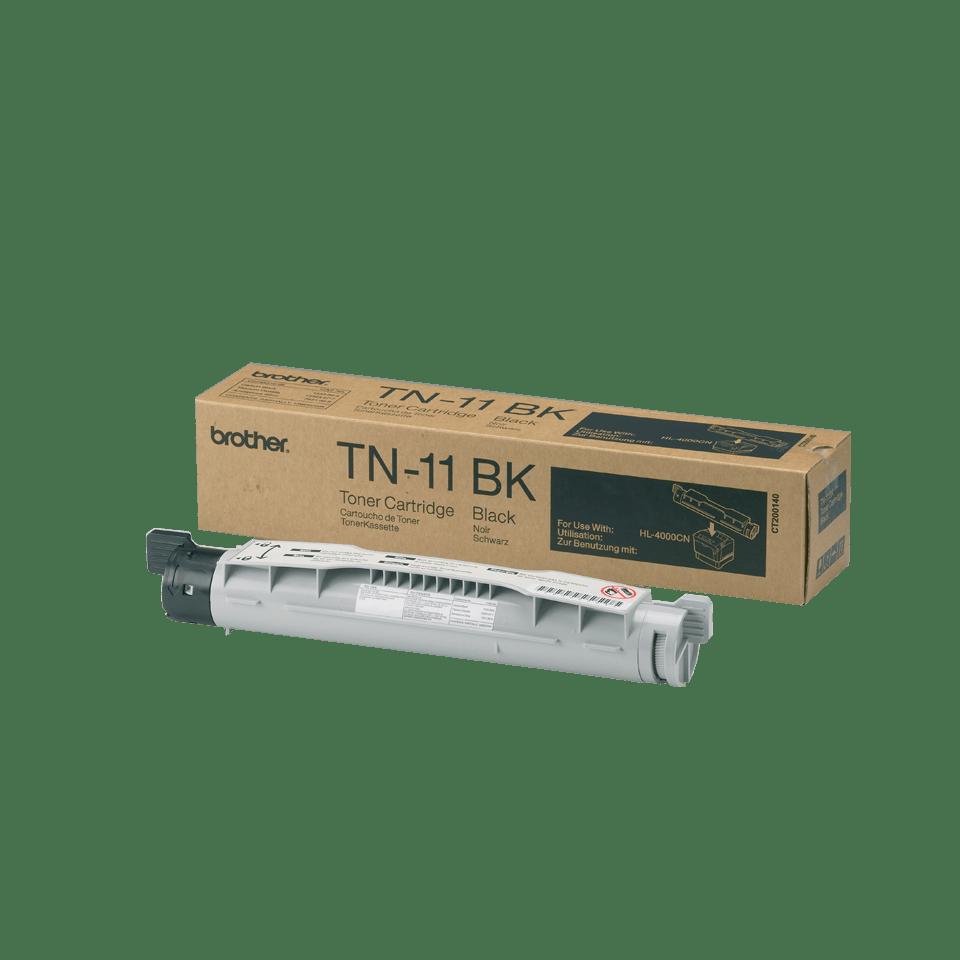 Brother TN11BK toner noir - rendement standard