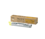 Brother TN11Y toner geel - standaard rendement