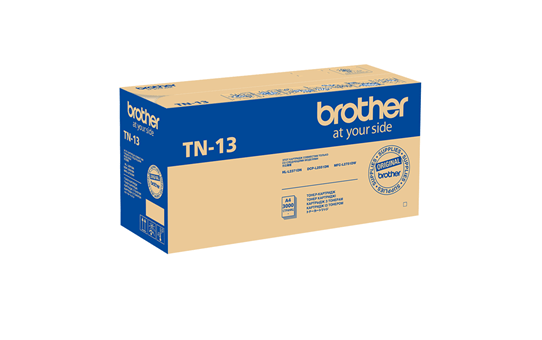 Оригинальный тонер-картридж Brother TN-13 2