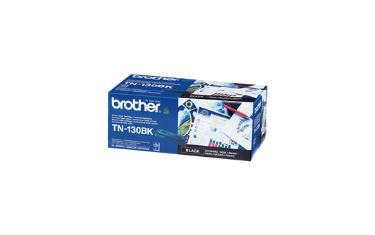 Genuine Brother TN130BK Toner Cartridge – Black