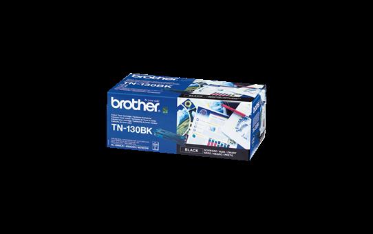 Brotherin alkuperäinen TN130BK-laservärikasetti – Musta