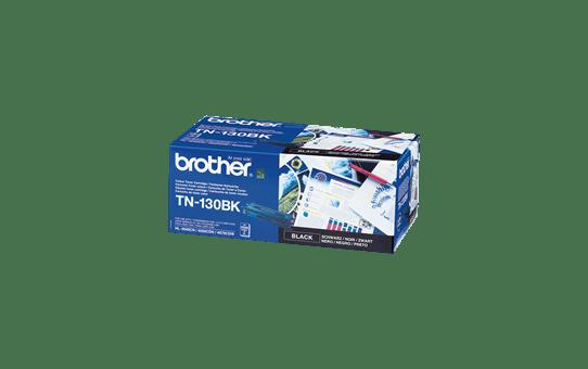 Original Brother TN130BK toner – sort