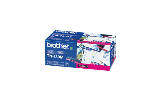 Brother TN130M toner magenta - rendement standard 2