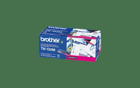 Brother TN130M toner magenta - rendement standard 2