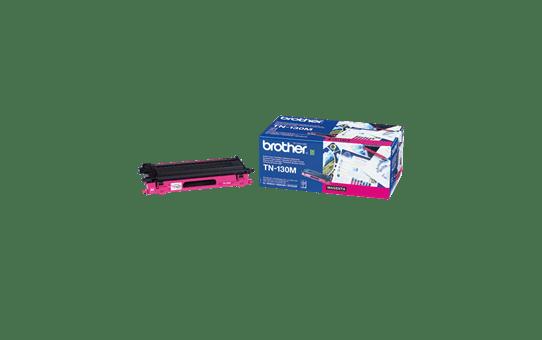 Originální tonerová kazeta Brother TN130M – purpurová 2
