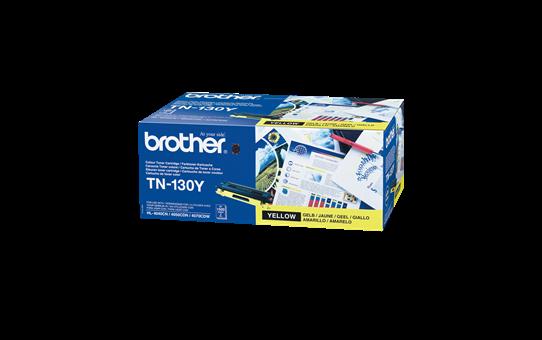 Originální tonerová kazeta Brother TN130Y – žlutá