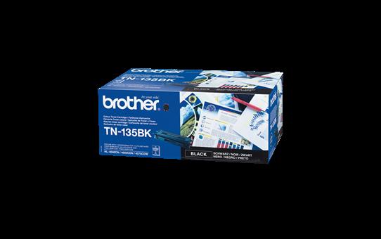 Brother TN135BK toner noir - haut rendement 2