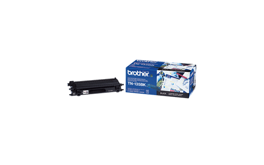 Original Brother TN135BK stor toner – sort  2