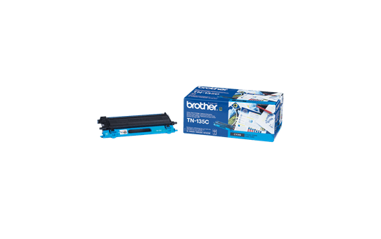 Originalni Brother TN-135C veliki toner – cijan  2