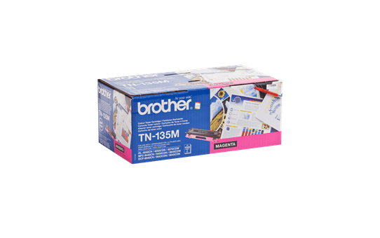Brother TN-135M Tonerkartusche – Magenta