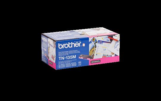 Originální tonerová kazeta Brother TN135M s vysokou výtěžností – purpurová 2