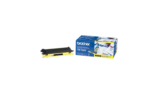 Brother TN135Y toner jaune - haut rendement