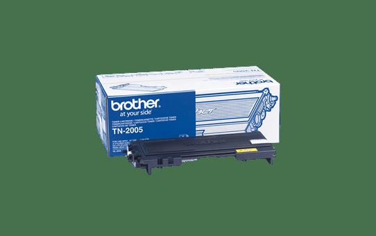 Eredeti Brother TN2005 festékkazetta - fekete