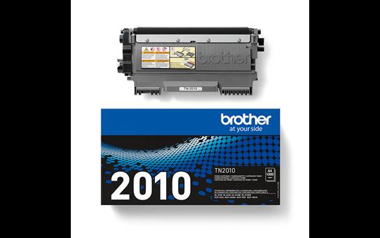 Original Brother TN2010 sort toner 3