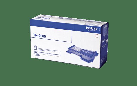 Оригинальный тонер-картридж Brother TN-2080