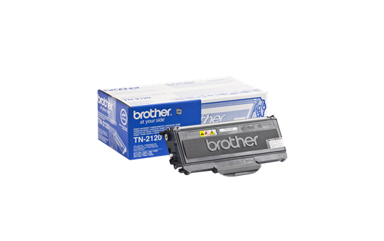 Genuine Brother TN2120 High Yield Toner Cartridge – Black  2