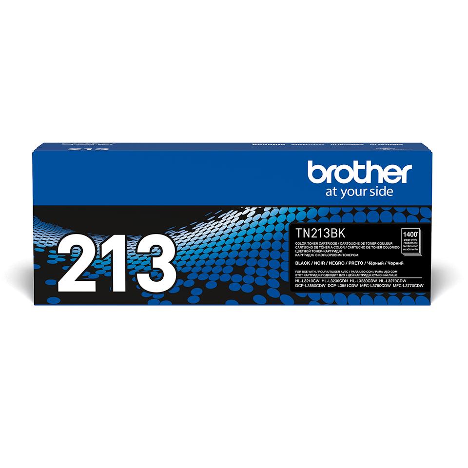 TN213BK Black laser toner