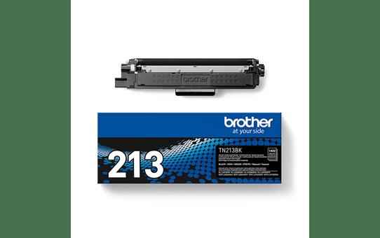 Оригинальный Brother TN213BK тонер картридж – черный 3