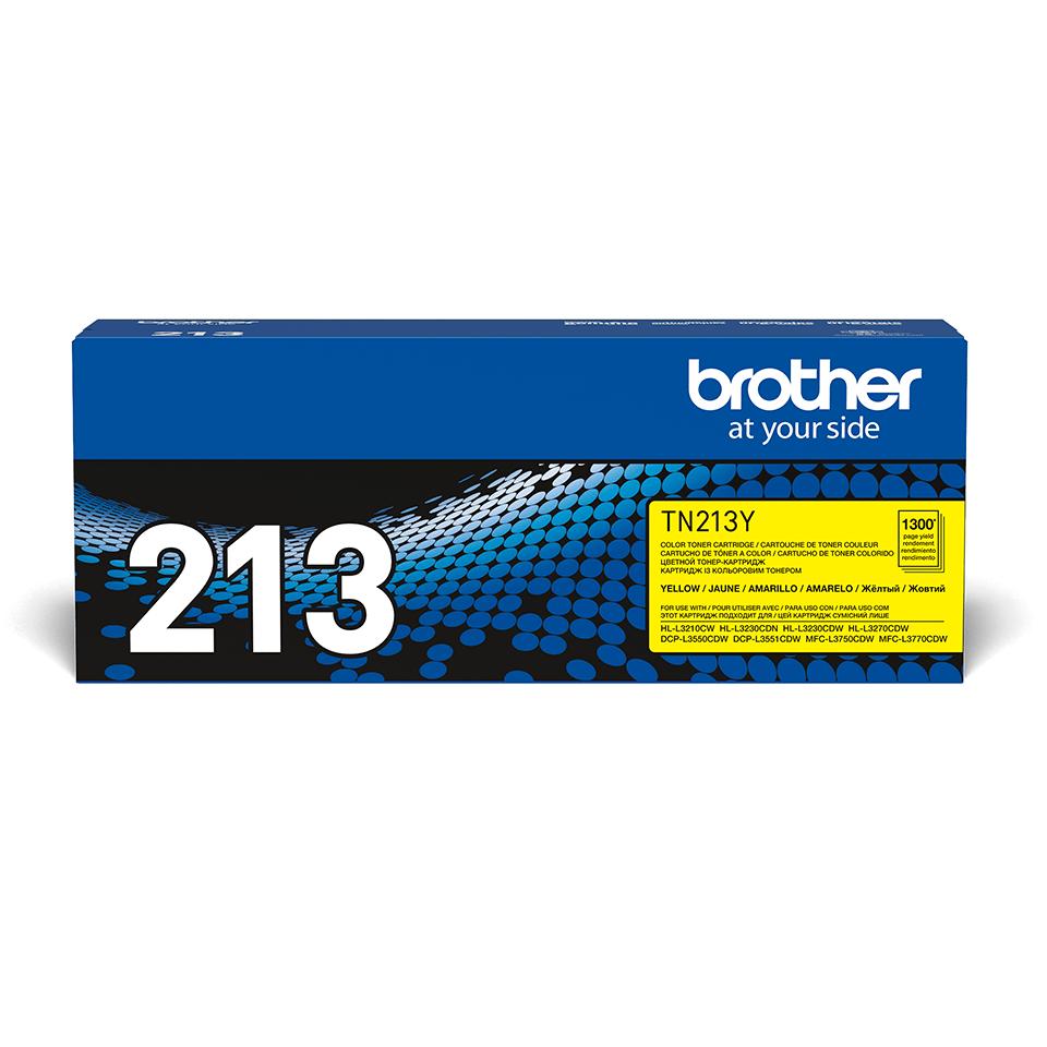 TN213Y Yellow laser toner