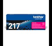 Оригинальный Brother TN217M тонер картридж – Пурпурный