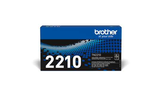 Cartouche de toner TN-2210 Brother originale – Noir 2