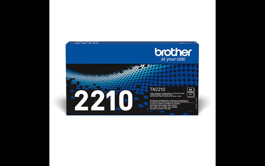 Originalni Brother TN-2210 toner – crni