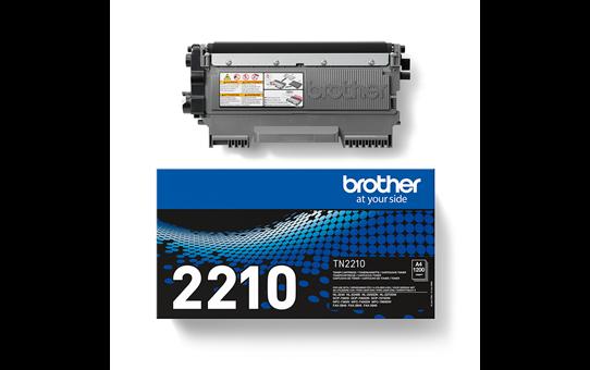 Brother TN2210 original sort toner 3