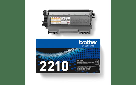 Genuine Brother TN-2210 Toner Cartridge – Black 3