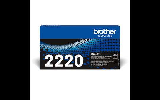 Originalni Brother TN-2220 veliki toner – crni