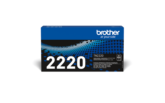 Brother TN2220 toner noir - haut rendement