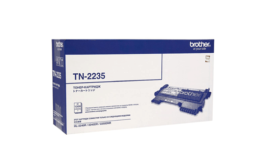 Оригинальный тонер-картридж Brother TN-2235