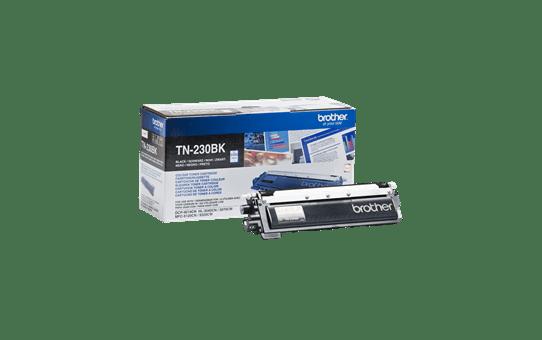 Genuine Brother TN230BK Toner Cartridge – Black 2
