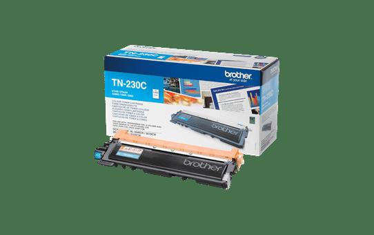 Brother TN-230C Toner originale - ciano 2